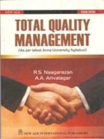 Total Quality Management (As per Anna Syllabus): Book by R.S. Naagarazan
