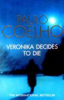 Veronika Decides To Die:Book by Author-Paulo Coelho