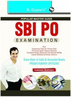 SBI & Associate Banks - PO Exam Guide: Book by RPH Editorial Board