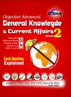 Objective General Knowledge & Current Affairs level 2 for UPSC/ State PCS/ CSAT/ Bank PO/ NDA/ CDs/ MBA Exams : Book by Disha Experts