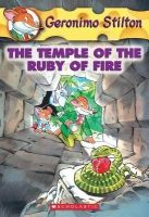 The Temple of the Ruby of Fire: Book by Geronimo Stilton