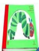 The Very Hungry Caterpillar-English Braille: Book by Eric Carle