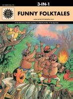 Funny Folktales (10030): Book by Anant Pai