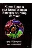 Micro-Finance and Rural Women Entrepreneuship in India: Book by Suman Kalyan Chaudhury