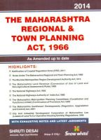 The Maharashtra Regional and Town Planning Act,1966: Book by Shruti Desai