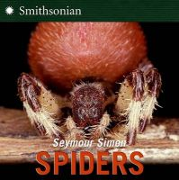 Spiders: Book by Seymour Simon