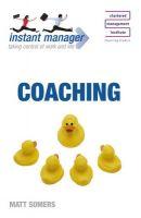 Coaching: Book by Matt Somers