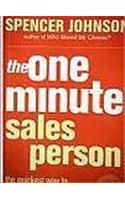 The One Minute Manager Salesperson: Book by Spencer Johnson,Larry Wilson