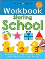 Starting School: Book by Roger Priddy