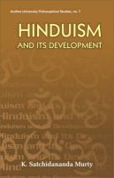 Hinduism and its Development: Book by K. Satchidananda Murty