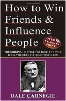How To Win Friends & Influence People:Book by Author-Dale Carnegie