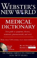 Webster's New World Medical Dictionary: Book by Mitzi Waltz