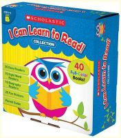 I Can Learn to Read Collection: Level B: Book by Scholastic Teaching Resources