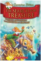 The Search for Treasure (English) (Hardcover): Book by Geronimo Stilton