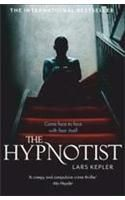 The Hypnotist:Book by Author-Lars Kepler