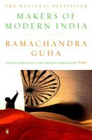 MAKERS OF MODERN INDIA:Book by Author-Ramchandra Guha