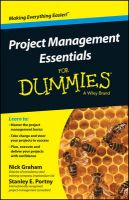 Project Management Essentials For Dummies: Book by Nick Graham
