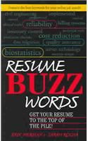Resume Buzz Words: Get Your Resume to the Top of the Pile!: Book by Erik Herman