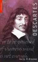 Descartes: Book by Harry Bracken