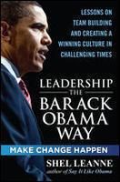 LEADERSHIP THE BARACK OBAMA:Book by Author-SHEL LEANNE