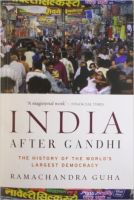India After Gandhi: The History of the World's Largest Democracy: Book by Ramachandra Guha