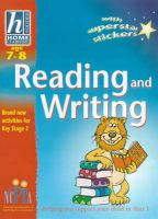 Hodder Home Learning: Age 7-8 S. - Reading and Writing: Age 7-8:Book by Author-Rhona Whiteford , Lucy Maddison