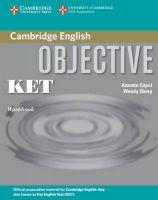 Objective KET Workbook: Book by Annette Capel , Wendy Sharp