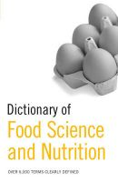 Dictionary of Food Science & Nutrition
