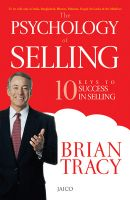 The Psychology Of Selling: Book by Brian Tracy