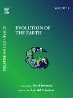 Evolution of the Earth: Treatise on Geophysics: Book by David Stevenson