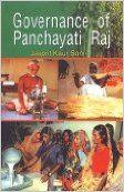 Goverance of Panchayati Raj: Book by Jasprit Kour Soni