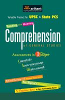 Reading with Meaning - Comprehension of General Studies: Book by Arihant Experts