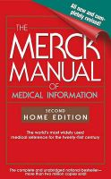 The Merck Manual of Medical Information: Home Edition: Book by Robert Berkow , Mark H. Beers , Andrew J. Fletcher