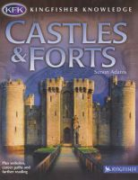 Castles and Forts: Book by Simon Adams,Tony Pollard,Neil Oliver