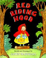 Marshall James : Red Riding Hood (Hbk): Book by James Marshall