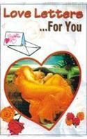 Love Letters for you (E) English(PB)