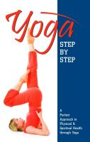 Yoga step by step: Book by RPH Editorial Board