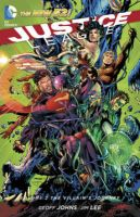 Justice League: Volume 2: Villain's Journey (the New 52): Book by Geoff Johns,Jim Lee
