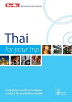Berlitz Language: Thai for Your Trip: Book by Berlitz