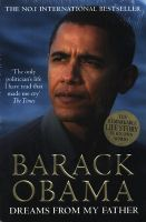 Dreams from My Father: A Story of Race and Inheritance:Book by Author-President Barack Obama