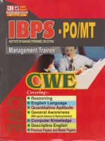 IBPS PO-MT CWE Guide (Paperback): Book by Cbh Editorial Board