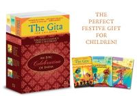 An Epic Celebration of India : Triple Pack of the Gita, the Mahabharata and the Ramayana for Children (English) (Boxed Set): Book by various authors