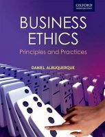 Business Ethics: Book by Daniel Albuquerque