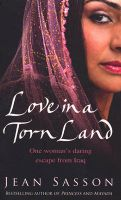 Love in a Torn Land: Book by Jean Sasson