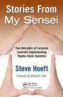 Stories from My Sensei: Book by Steve Hoeft
