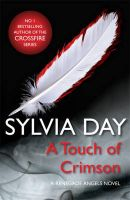 A Touch of Crimson: Book by Sylvia Day