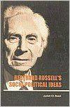 Bertrand Russell's Socio Political Ideas: Book by Jyotish C. Basak