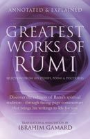 Greatest Works of Rumi: Book by Ibrahim Gamard