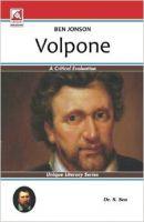 5.22.2-Ben Jonson: Volpone: Book by Dr. S. Sen