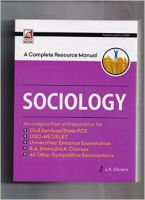 8.06.1-Sociology: Book by J. K. Chopra